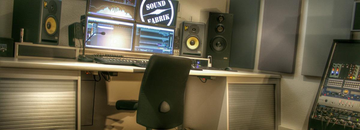 Regie Soundfabrik - soundfabrik.ch
