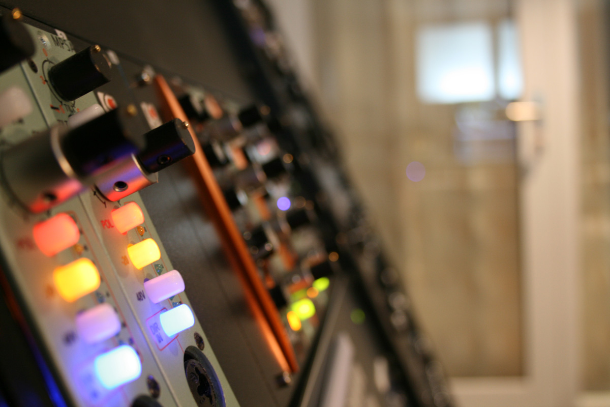 Soundfabrik Preamps 6 - soundfabrik.ch