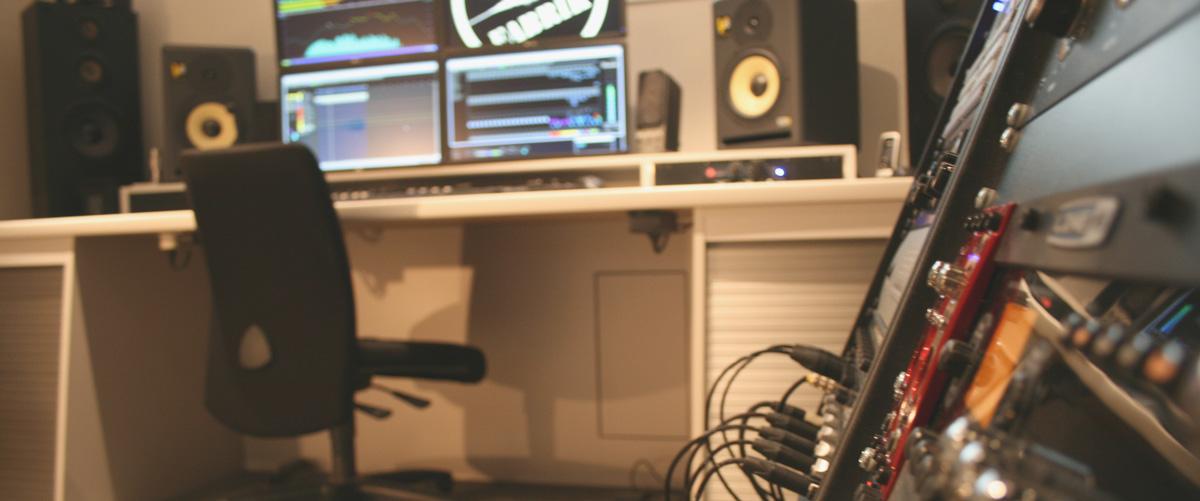 Soundfabrik Regie 2 - soundfabrik.ch